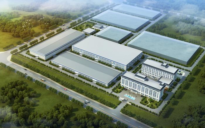 陕西海天制药有限公司药品生产基地项目